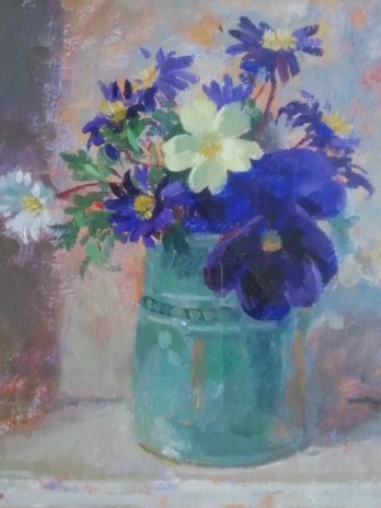 Pansies and Primroses